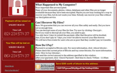 Meraki MX Security Device Defends Against the WannaCry Outbreak
