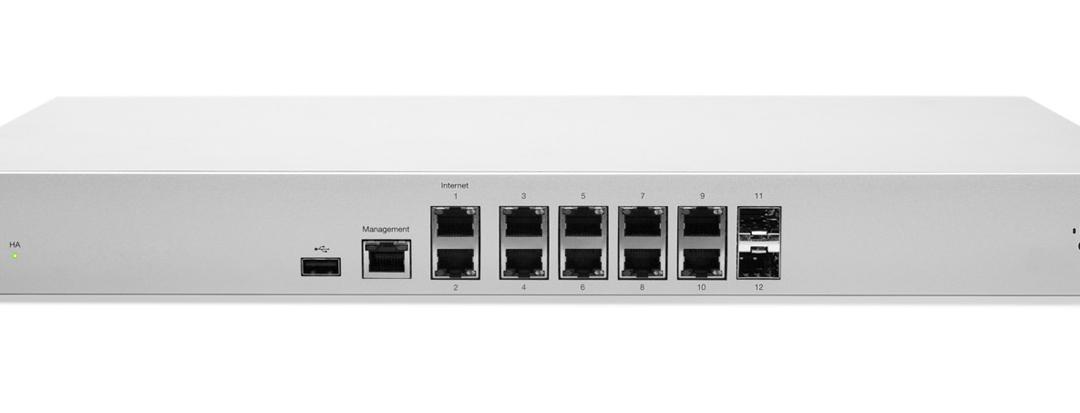 Choosing the Right Meraki Router